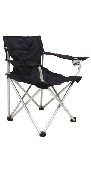 Relags Travelchair Campingstol komfort grå/sort